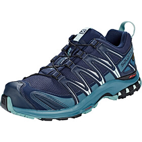 Salomon XA Pro 3D GTX Shoes Women navy blazer/mallard blue/trellis
